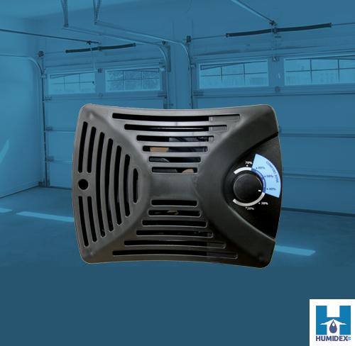 garage humidex