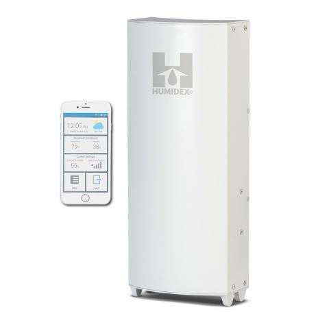 HCS-AHCmH Humidex Tamperproof Apartment Unit with HCS & myHo ... Image 1